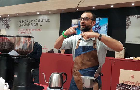 Torrefazione Varanini - Accademia del caffè - Corso