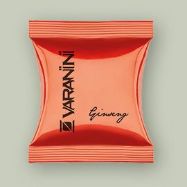Caffè Varanini - Monodose Capsule Cialde Ginseng