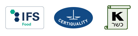 Caffè Varanini - Certificazioni IFS Food - Certiquality - Kosher