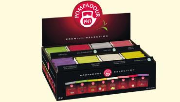 Pompadour - Selection bustine