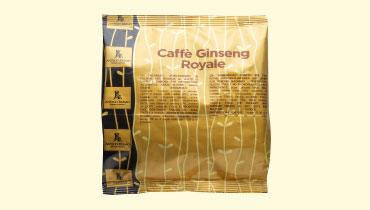 Caffè Ginseng Royale caramello