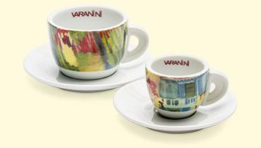 Caffè Varanini - Tazze Acquerello