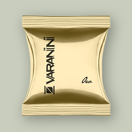 Caffè Varanini - Monodose Capsule Cialde Oro