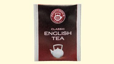 Pompadour - English Tea bustine