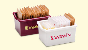Varanini Coffee - Sugar bags holder for table