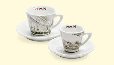 Varanini Coffee - Cups Milano